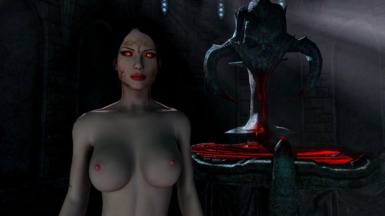 Молодая вампирская кровь.. SkyrimSE (сборка 5.1)