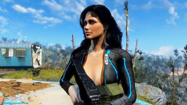 Кареглазая Алиса.. Fallout-4 (сборка 6.0)