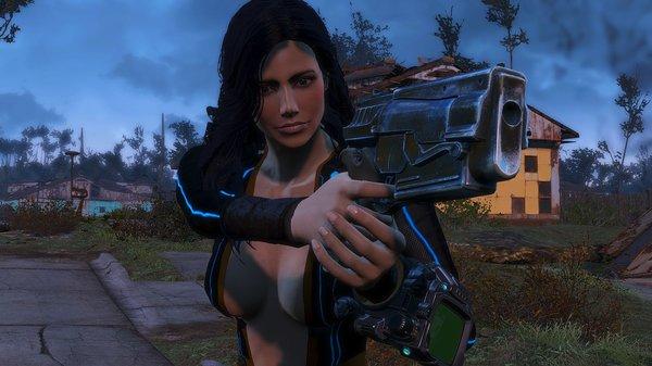 Теперь в тараканов можно попасть.. Fallout-4 (сборка 6.0)