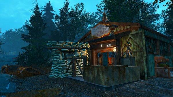 """А это """"Овощьной магазинчик"""".. ;) Fallout-4"""