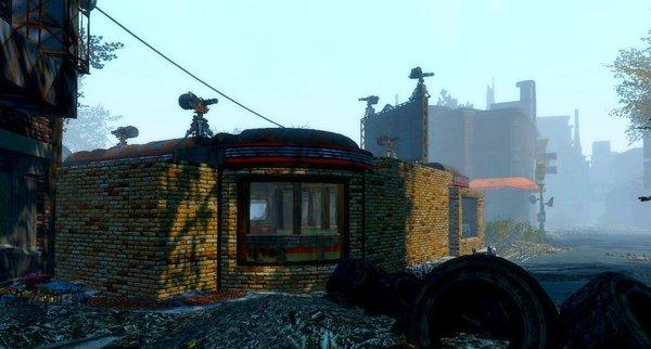 Во что можно превратить закусочную.. Fallout-4