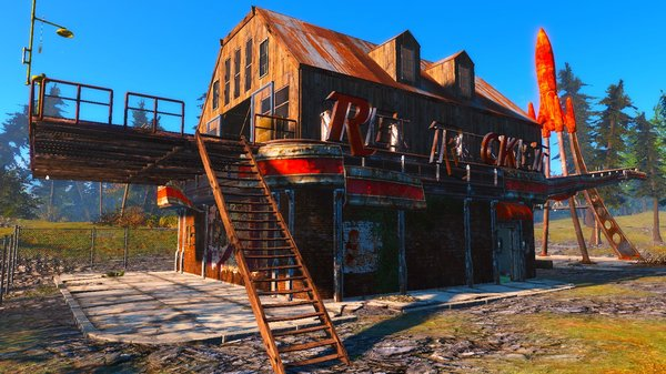Любимый дом и штаб.. Fallout-4