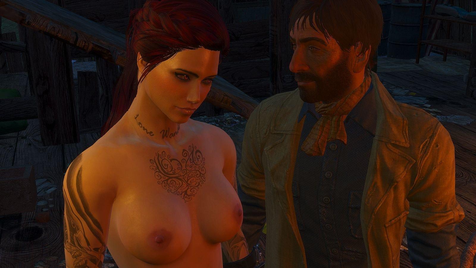 Алиса и Чак Норис. Fallout-4 (сборка 6.0)