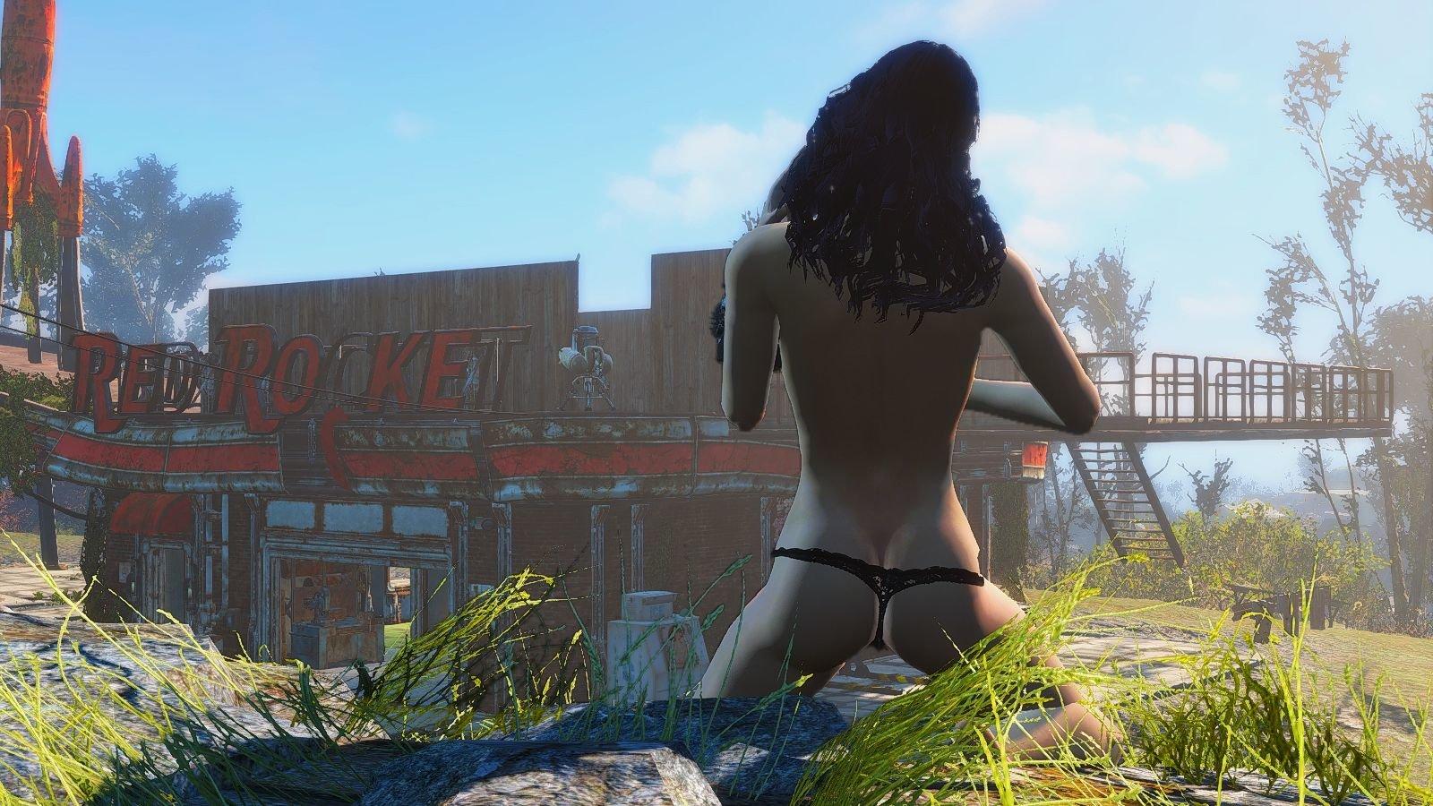 """""""Красная Ракета"""". Fallout-4 (сборка 6.0)"""