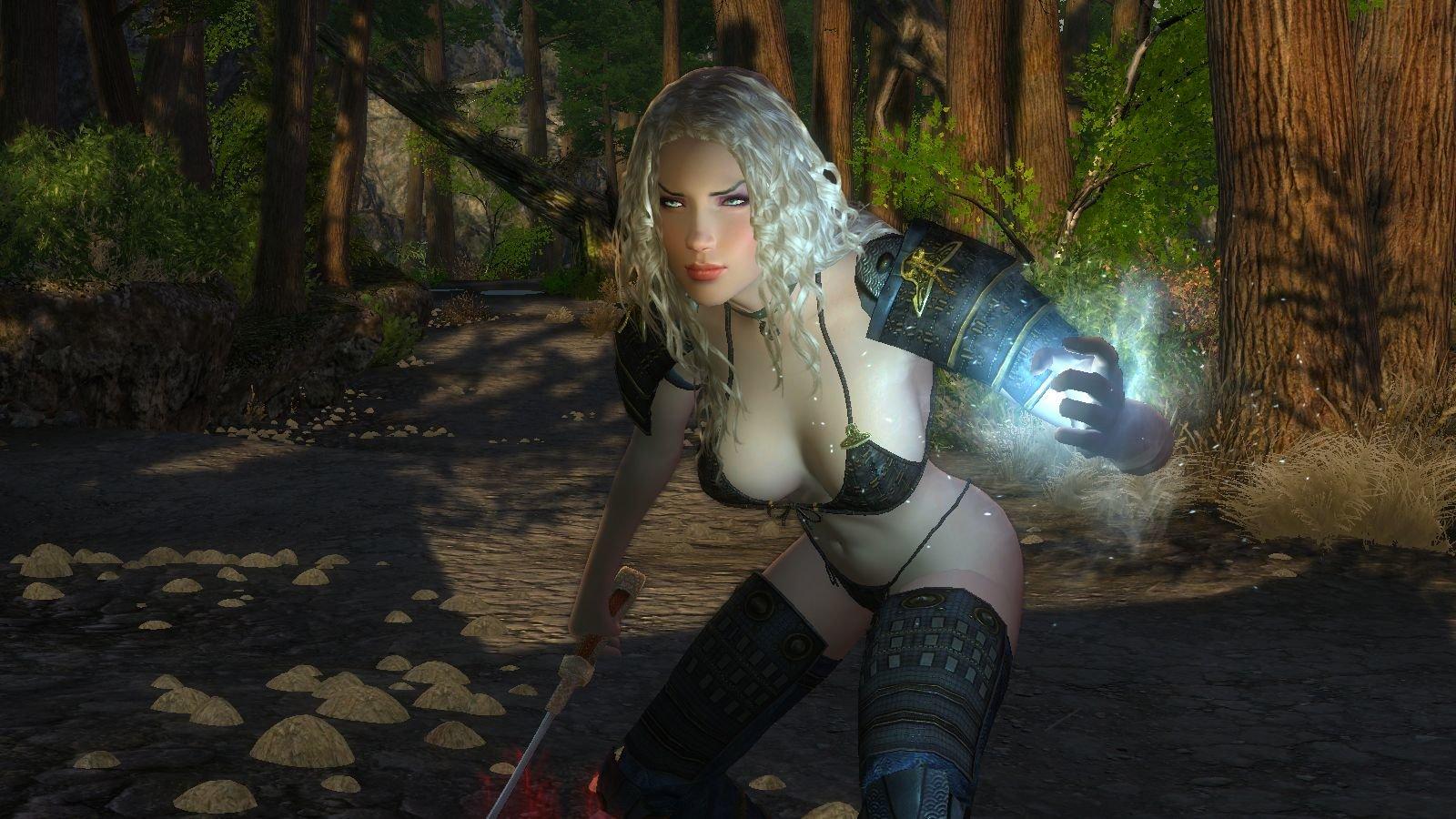 Красотка Алиса - страшна в бою! ;) (сборка 3.0)