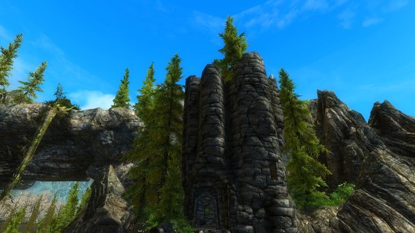 ПЕЙЗАЖ.. Enderal Forgotten Stories (сборка 3.0)