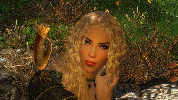 Красавица - Алиса! Enderal (сборка 3.0)
