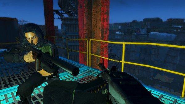 Действуем по-тихому! Fallout-4 (сборка 6.0)