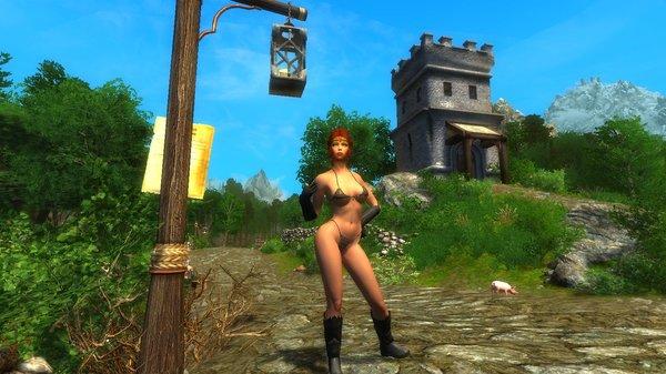 Шэйла у Арк.. Enderal Forgotten Stories (сборка 3.0)