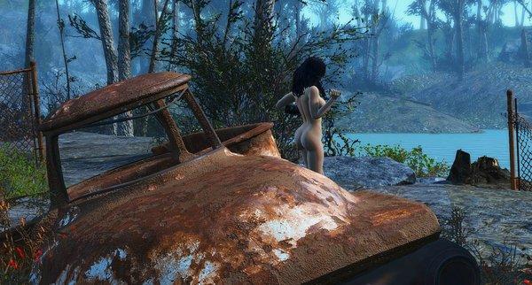 Чтоль искуаться?! Fallout-4 (сборка 6.0)