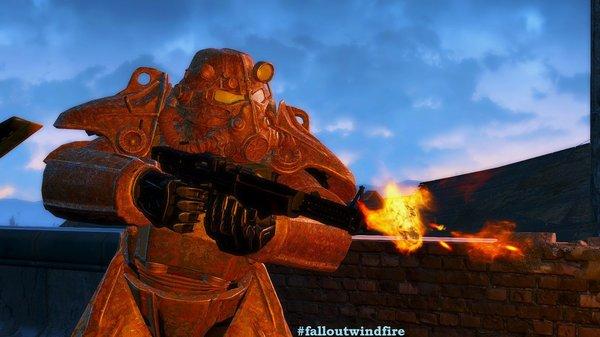 Алиса жжжёт! )) Fallout-4 (сборка 6.0)