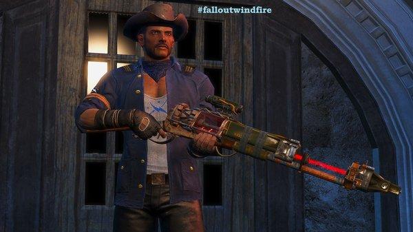 Шоколадный заяц! ;)  Fallout-4 (сборка 6.0)
