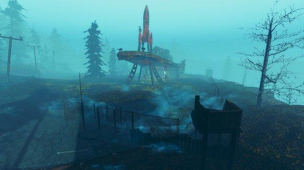 Главная база-офис на Фар Харборе! ;) Fallout-4