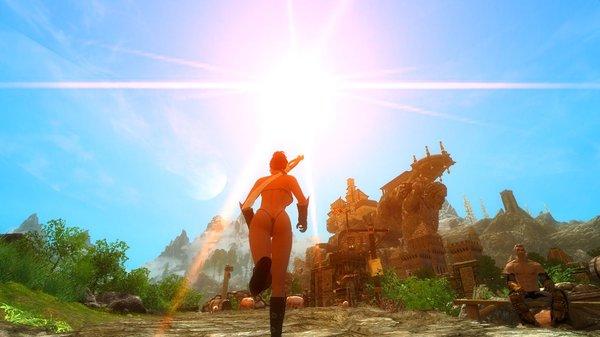 Шэйла бежит в Арк ) (сборка 3.0)