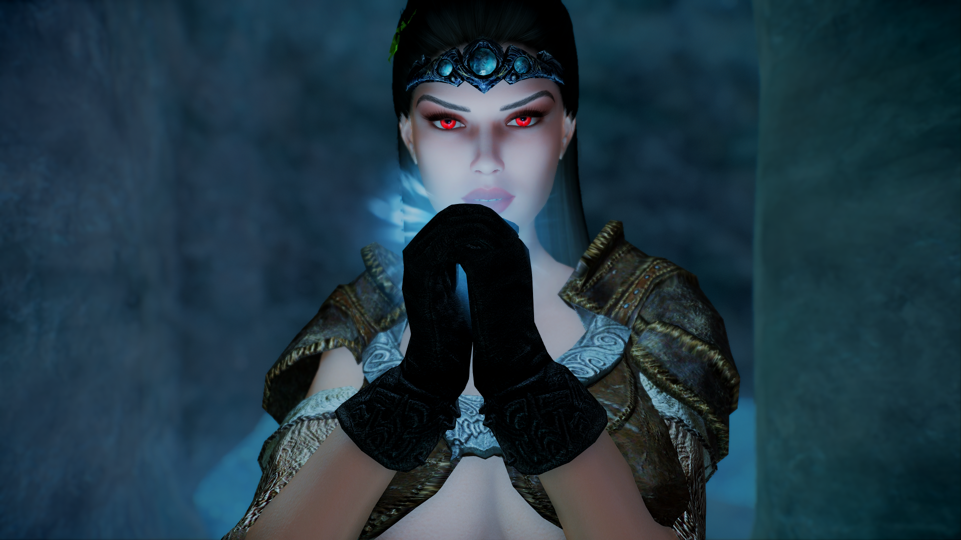 Skyrim SE 6.0 (Лето) - Воительница Jessie