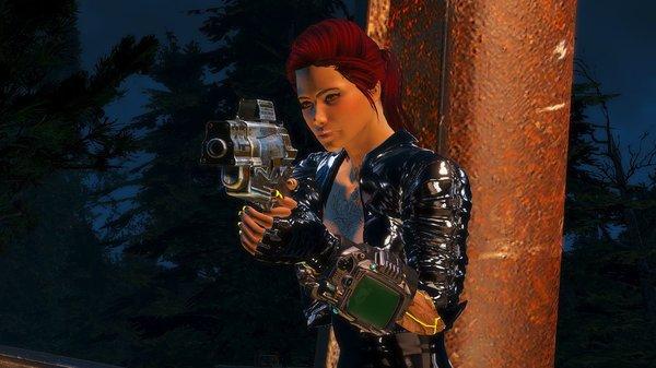 Под чутким присмотром.. Fallout-4 (сборка 6.0)