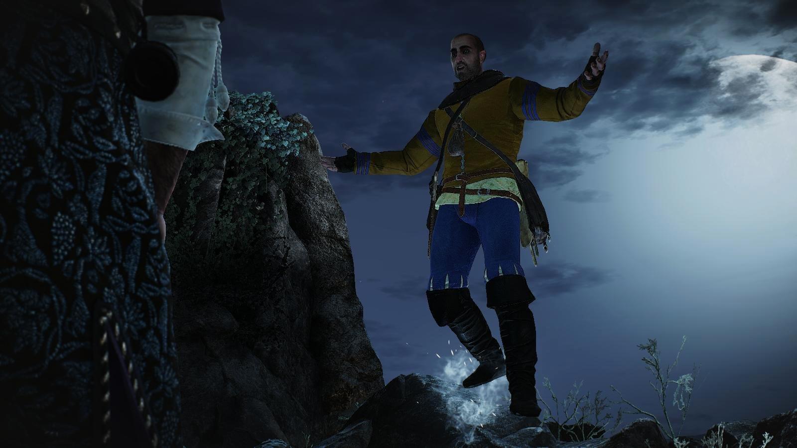 Спускающийся с неба Мистер Зеркало.. (сборка Торна)