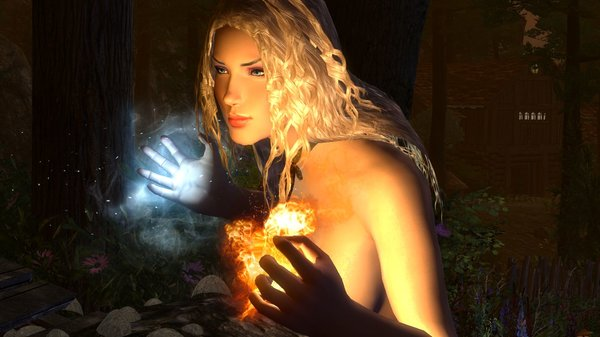 АЛИСА - ваш выбор!? Enderal Forgotten Stories (сборка 3.0)