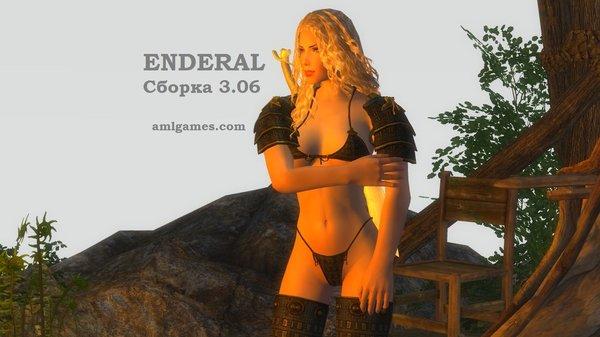 Обложка 1. ENDERAL (сборка 3.06)