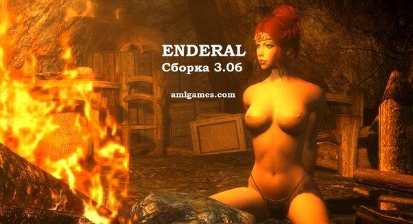 Обложка 2. ENDERAL (сборка 3.06)
