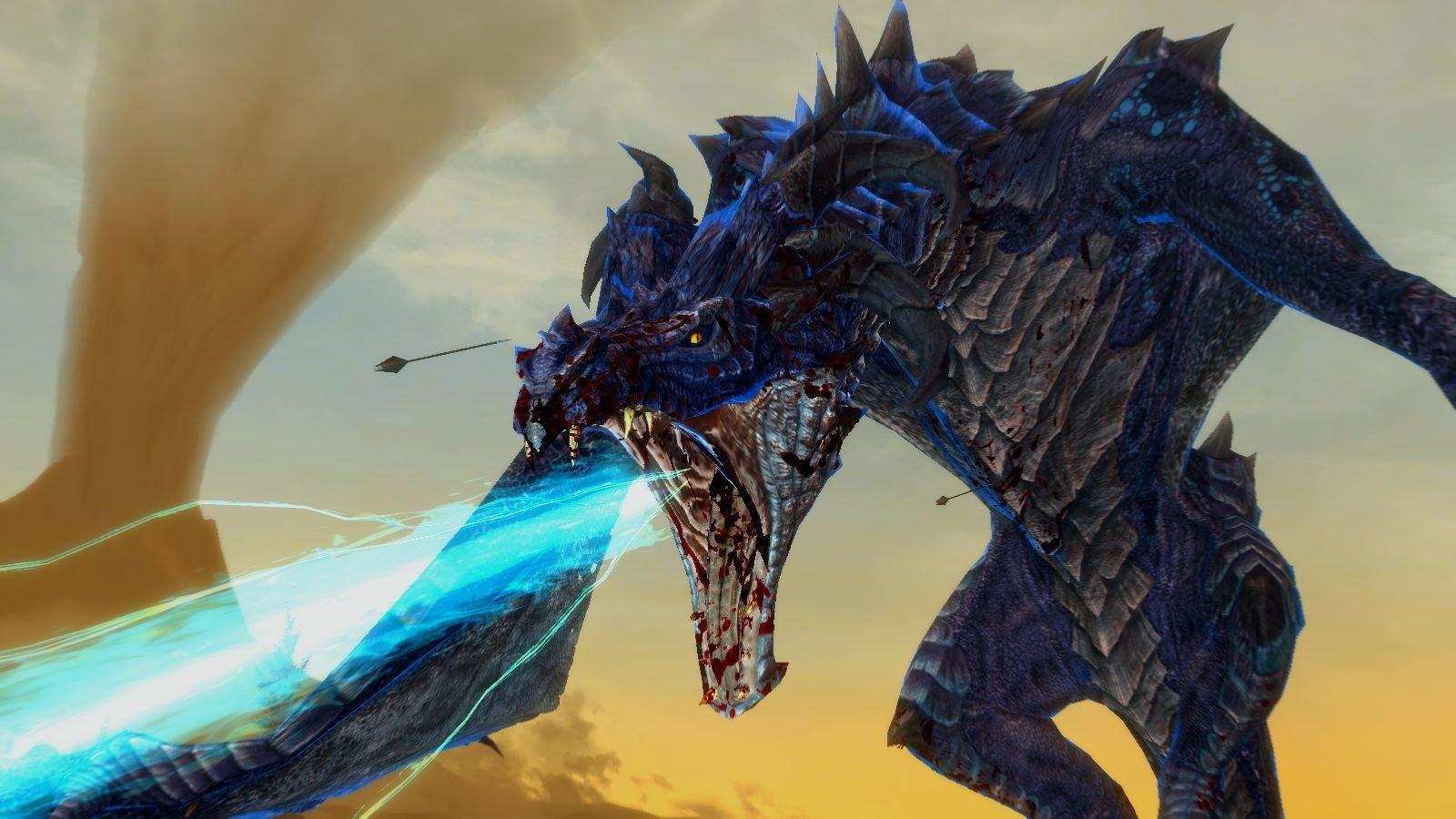 Дракон некромантский.. SkyrimSE (сборка 6.0)