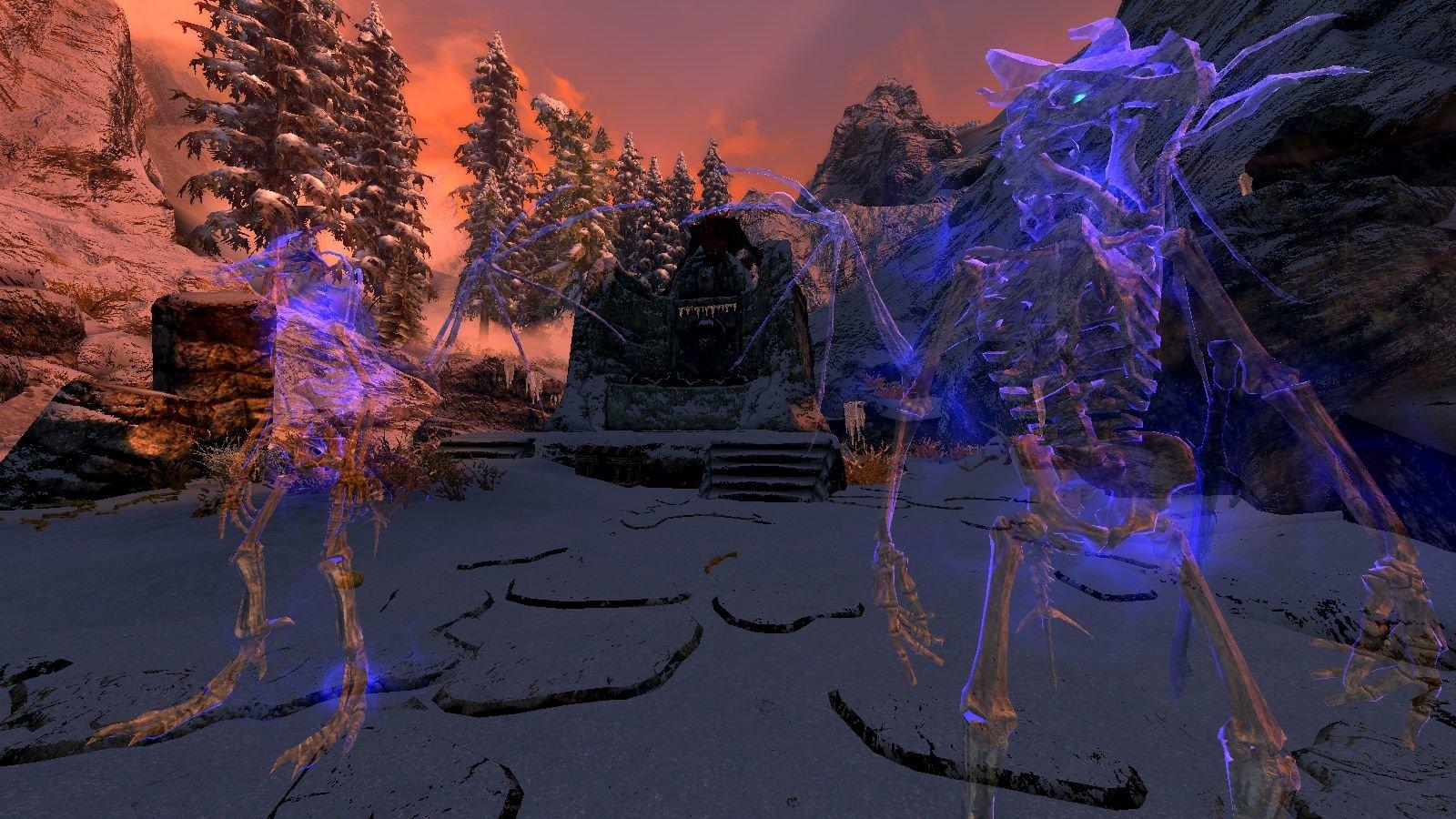 Драконьи стражи.. SkyrimSE (сборка 6.0)