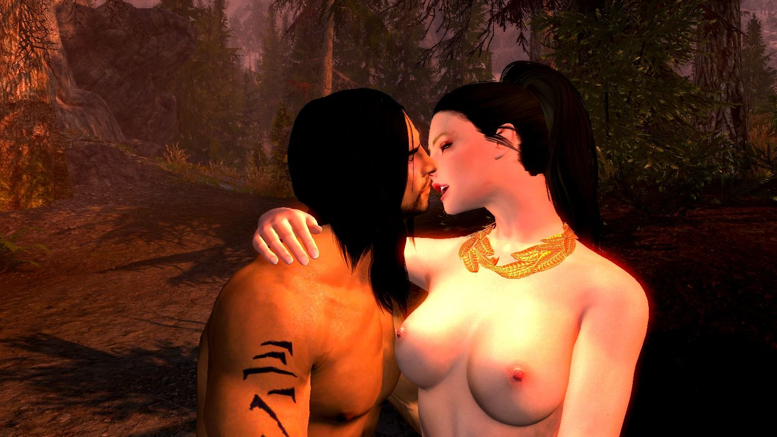 Поцелую и станет она чудо-женщиной! ;)