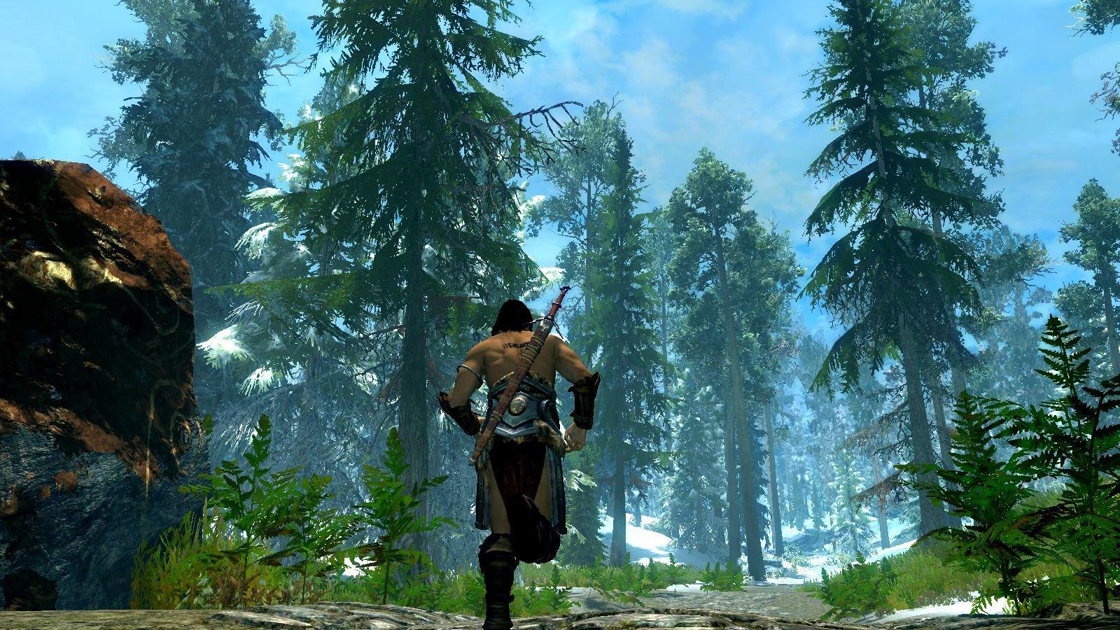 Эйран бегущий по делам.. SkyrimSE (сборка 6.0)