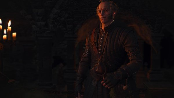 Регис.. Ведьмак III (сборка Торна)