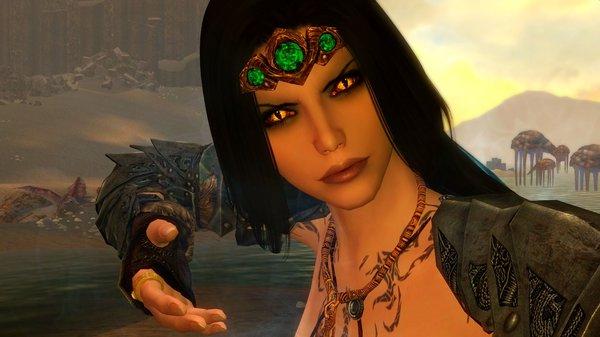 Суровая воительница - Нора. Нора в SkyrimLE (сборка 4.0)