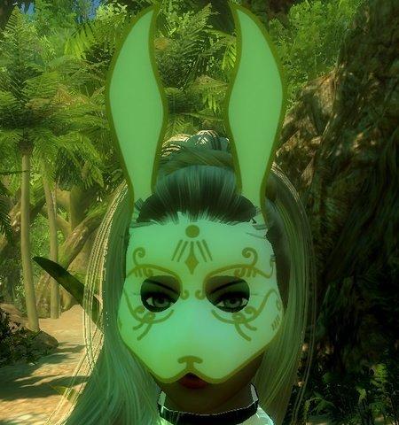 Majormodder Bunny Mask белая.jpg