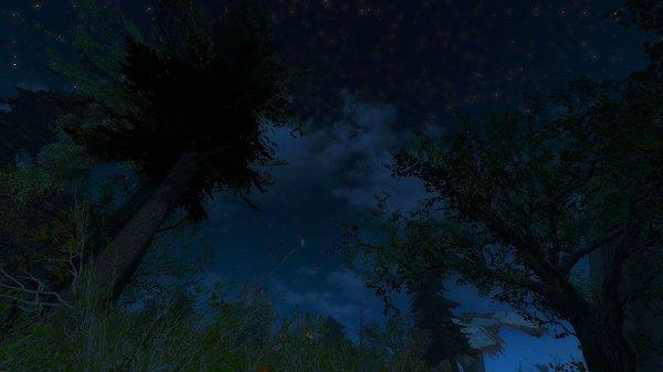 Лунная ночь.. Fallout-4 (Сборка 6.4)