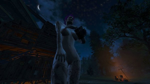 Теплая выдалась ночка.. Fallout-4 (Сборка 6.4)