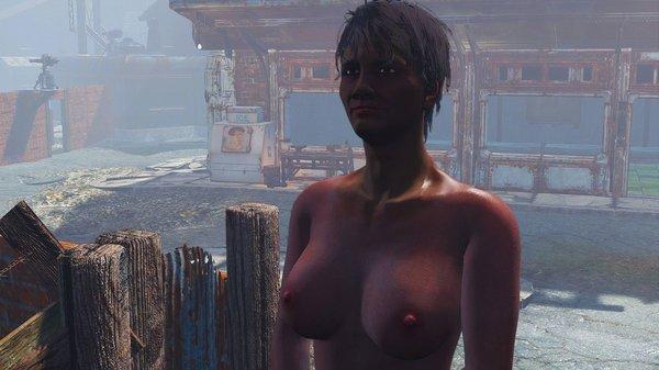 Недавно прибывший поселенец.. Fallout-4 (Сборка 6.4)