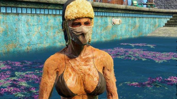 Что то это мне напоминает? Ммм!? Fallout-4 (Сборка 6.4)