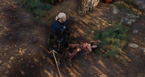 Бруксу пришлось убить.. Ведьмак III (сборка Торна)