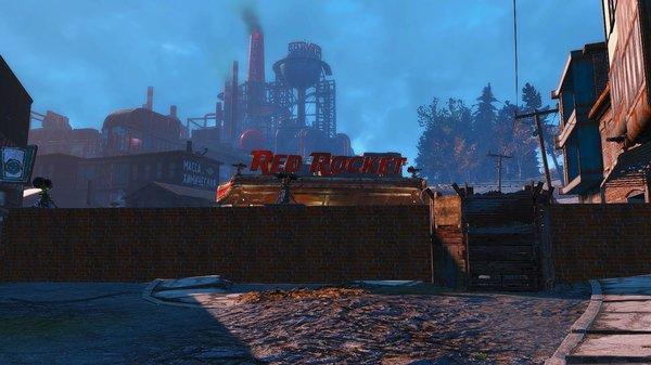Новое поселение в Fallout-4 (Сборка 6.4)
