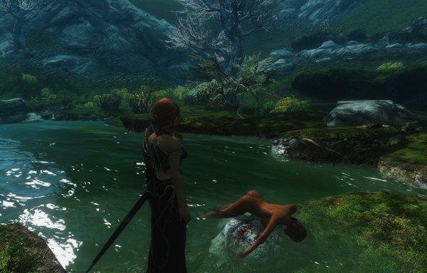 Не стоило купаться в неположенных местах