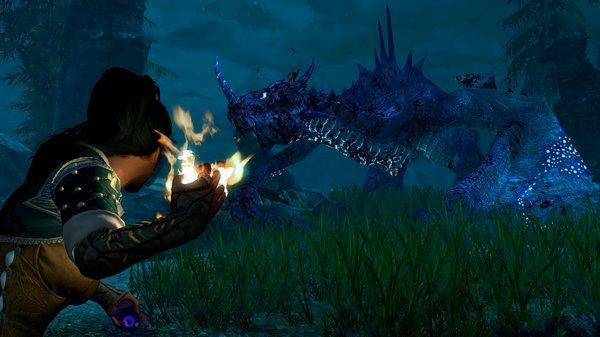 Дориана и дракон.. SkyrimSE (сборка 6.0)