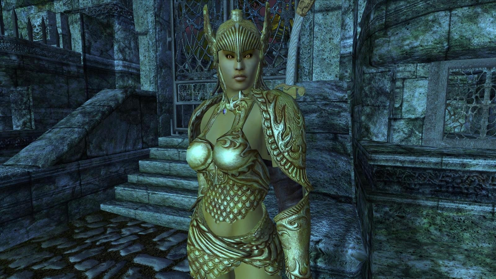 Золотой страж.. OBLIVION (Сборка 4.0)