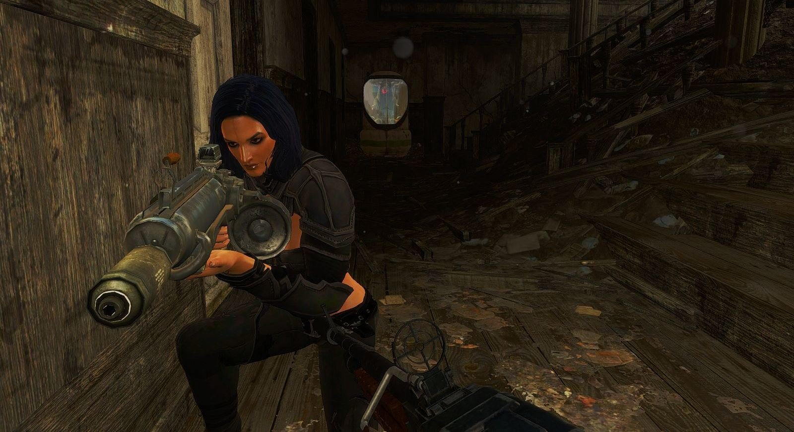 Вместе с Иден.. Fallout-4 (Сборка 6.4)