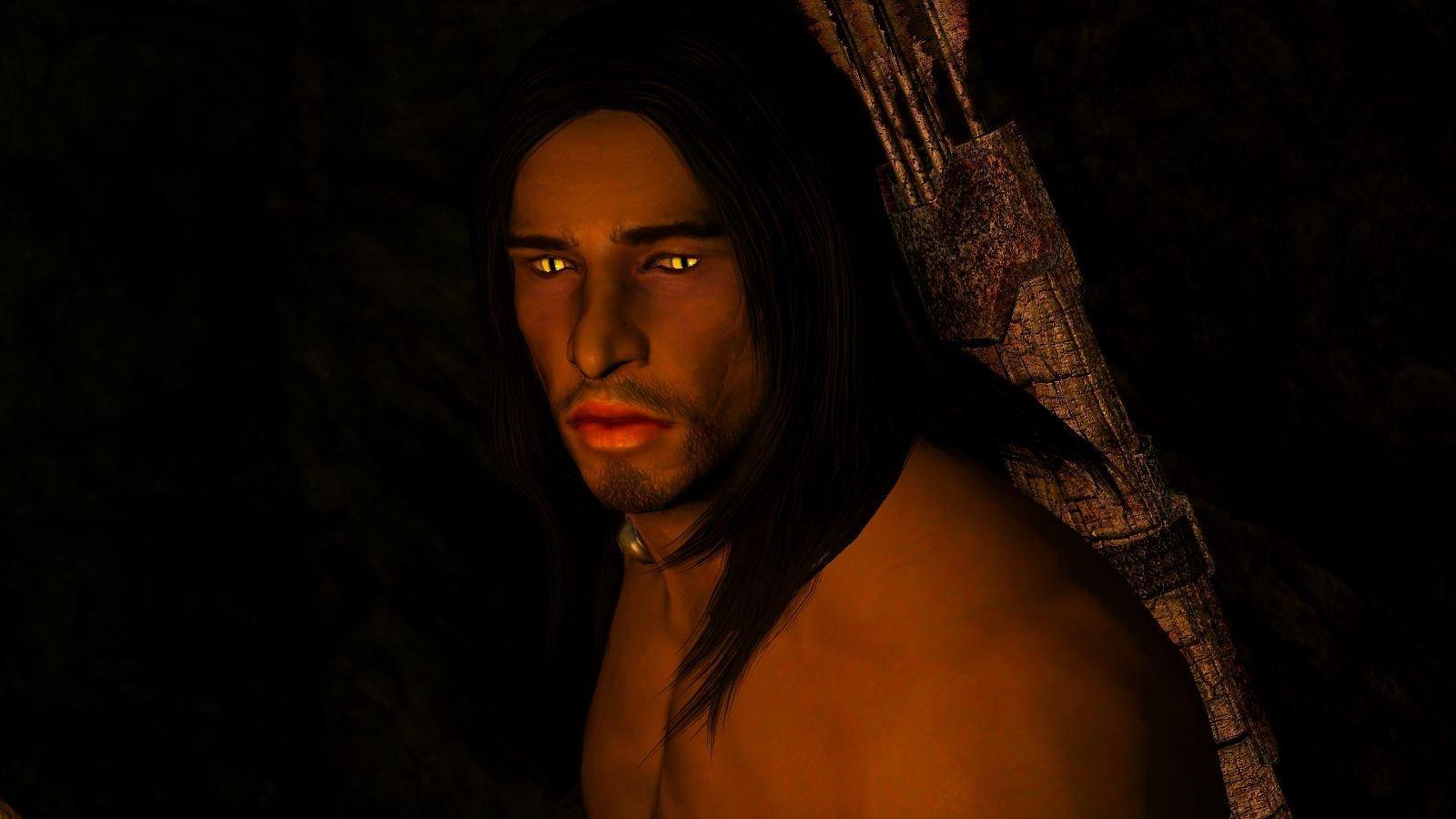 ЭЙРАН в пещере.. SkyrimSE (сборка 6.0)