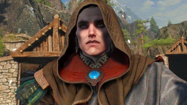 Аваллакх.. Ведьмак III (сборка Торна)