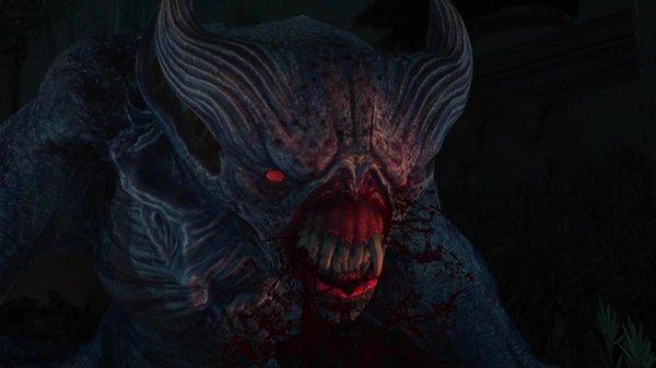 Вампир.. Ведьмак III (сборка Торна)