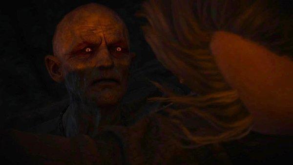 Древнейший вампир.. Ведьмак III (сборка Торна)