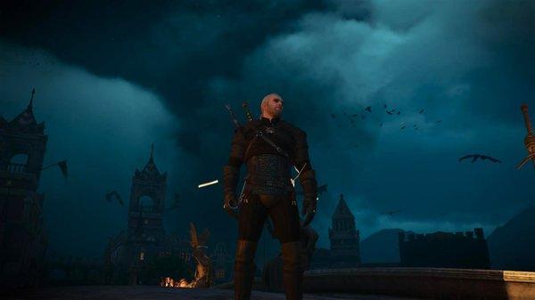 Геральт понял, что придется биться с вампирами