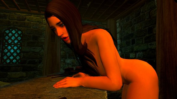 Лидия ищущая запанку )) SkyrimSE (сборка 6.0)