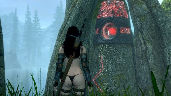 Нора нашла камень Девы! SkyrimSE (сборка 6.0)