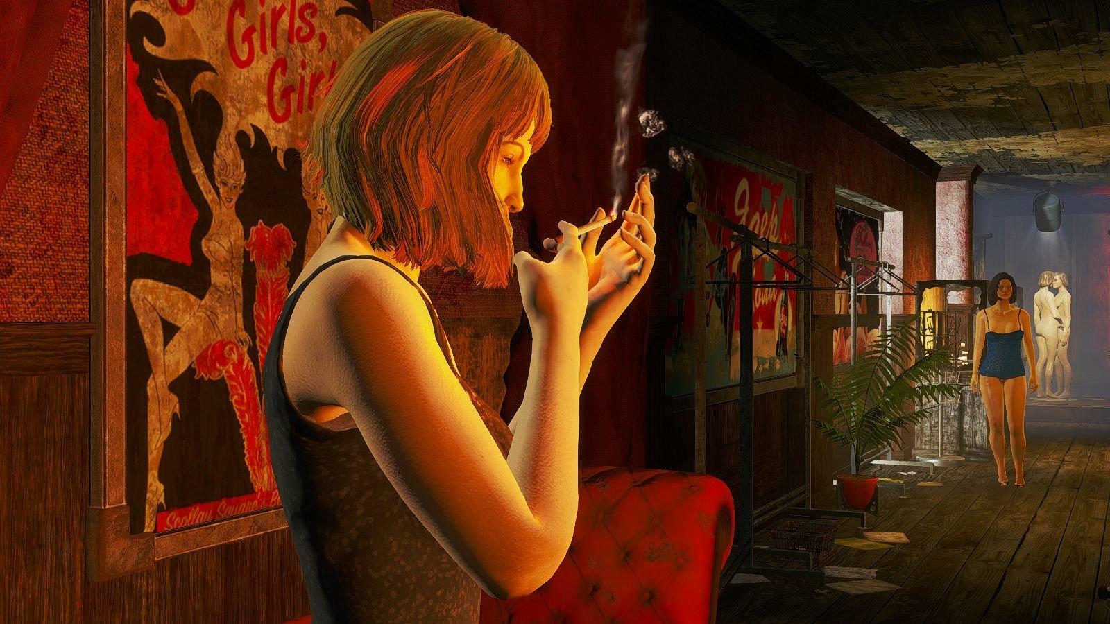 Курение убивает медленно, потому незаметно
