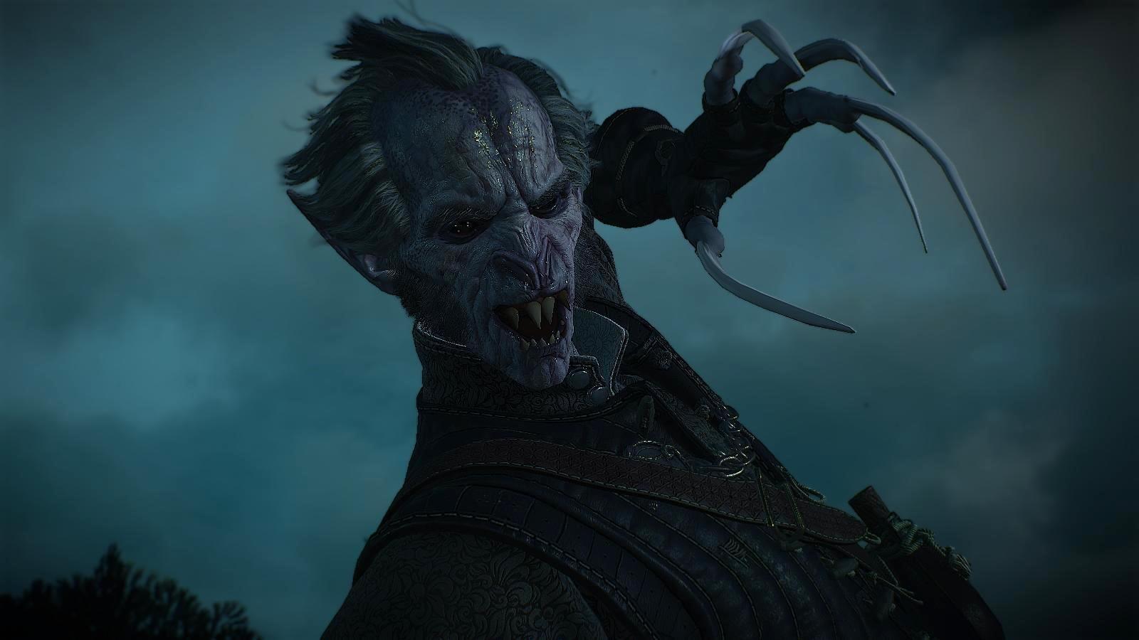 Регис: за Геральта! ) Ведьмак III (сборка Торна)
